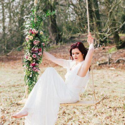 Schommel huren bruiloft