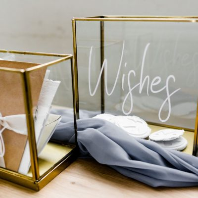 huren plexiglas enveloppendoos acryl bruiloft envelopbox glas kaartenbox envelop goud happy wishes cards wishes box transparant