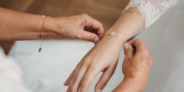 bruid sieraden armband