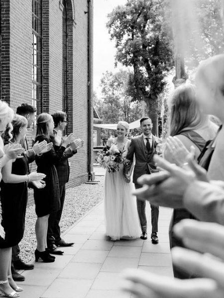 ceremonie aankleding bruiloft decoratie huren muiden explore de lutte aankomst bruid en bruidegom